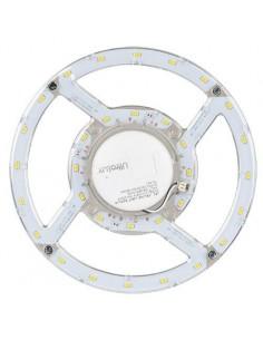 LedOne MODUL MAGNETIC LED PENTRU LAMPI DE TAVAN, 16W, 4000K, 220V, SMD5730, LUMINA NEUTRA Megazin Online Pret Ieftin