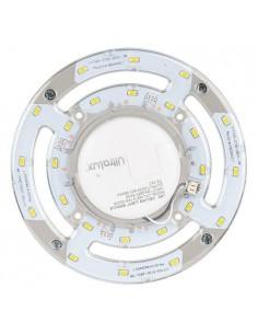 LedOne MODUL MAGNETIC LED PENTRU LAMPI DE TAVAN, 12W, 3000K, 220V, SMD5730, LUMINA CALDA Megazin Online Pret Ieftin