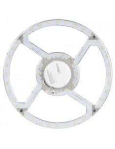 LedOne MODUL MAGNETIC LED PENTRU LAMPI DE TAVAN, 24W, 3000K, 220V, SMD5730, LUMINA CALDA Megazin Online Pret Ieftin