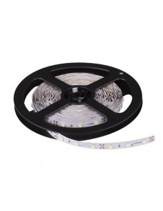 LedOne Banda LED flexibila, SMD3528, alb neutru, 9.6 W/m, 120 LED-uri/m, nerezistenta la apa Megazin Online Pret Ieftin