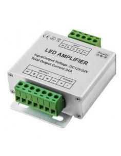 LedOne Amplificator RGBW 12V/24V 24A Megazin Online Pret Ieftin