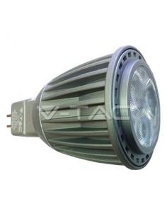 LedOne 7W Spot LED-GU5.3 12V EPISTAR COB 4500K Megazin Online Pret Ieftin