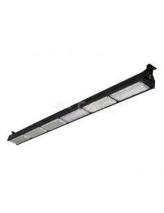 LedOne 300W Corp iluminat LED Industrial Liniar HighBay Neagra 6000K Megazin Online Pret Ieftin