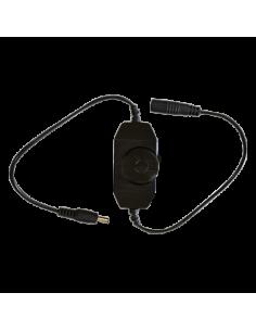 LedOne 45W Proiector LED Sina Negru - 3 culori - Unghi Ajustabil - Dimabil Megazin Online Pret Ieftin
