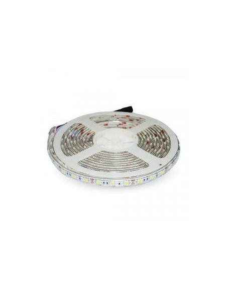 Banda LED 5050 - 30 LEDs VERDE Non-waterproof