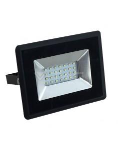 LedOne 20W Proiector LED SMD  E-Series Negru 4000K Megazin Online Pret Ieftin