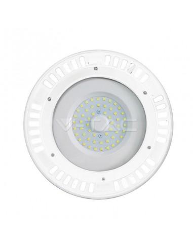 50W Lampa LED Industriala High Bay UFO Corp Alb 4000K 120°