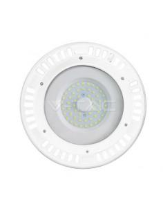 LedOne 50W Lampa LED Industriala High Bay UFO Corp Alb 6400K 120° Megazin Online Pret Ieftin