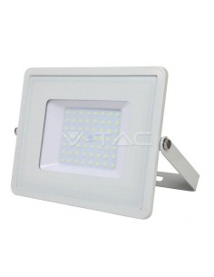 LedOne 50W Proiector LED SMD SAMSUNG CHIP Corp Alb 3000K Megazin Online Pret Ieftin