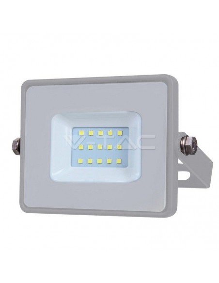 10W Proiector LED SMD SAMSUNG CHIP Gri 4000K