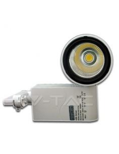 LedOne 30W Lampa LED pe sina - Epistar Chip Alb Cald 3000K Megazin Online Pret Ieftin