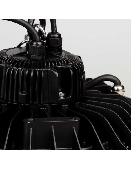 100W Lampa Clopot 120lm/W UFO Industriala IP66 5000K